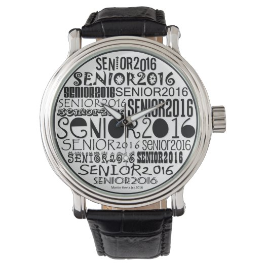 Senior 2016 Watch