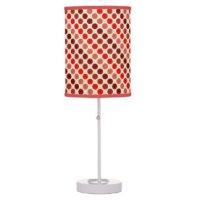 Polka Dot Shade Lamps, Polka Dot Shade Table & Pendant ...