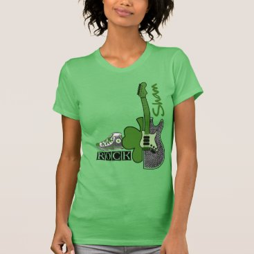 Sham Rock. St. Patrick's Day T-Shirt