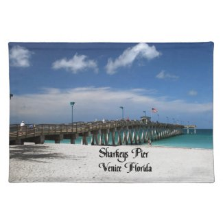 Sharkeys Pier Placemat
