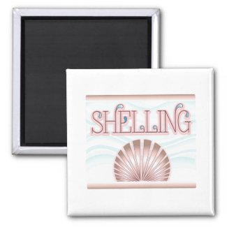 Shelling Refrigerator Magnets
