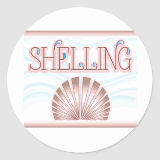 Shelling Stickers