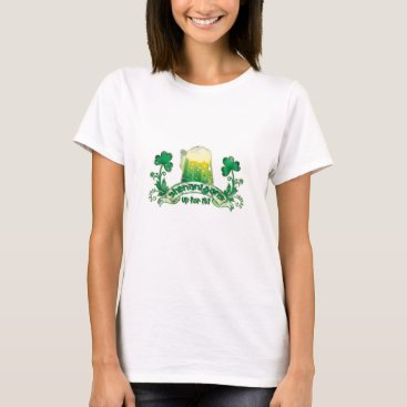 Shenanigans, up for it? St. Patrick's Day 2011 T-Shirt