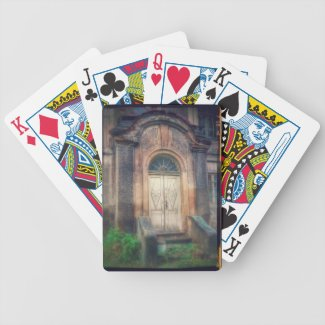 Sic Transit Gloria Mundi - 1 Bicycle Playing Cards