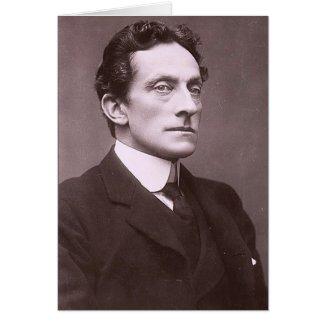 Sir Johnston Forbes Robertson Greeting Card