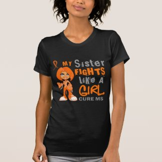 Sister Fights Like Girl MS 42.9.png Shirt