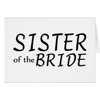 Sister of the Bride Gifts, Gift Ideas