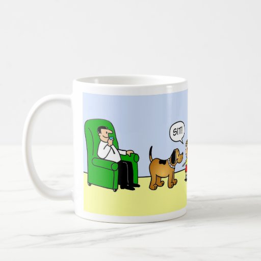Sit! Kitchen Coffee Mug