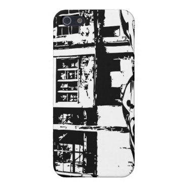 Skyline and STI iPhone SE/5/5s Cover