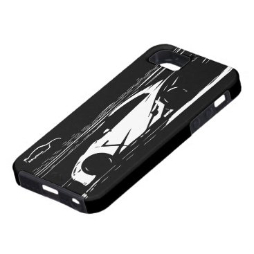 """Skyline GTR """"Zoom"""" iPhone SE/5/5s Case"""
