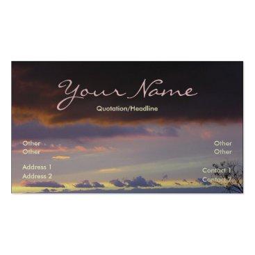 Skyscape Fantasy Business Card