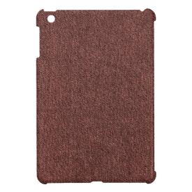 Slightly Rumpled Denim Cover For The iPad Mini