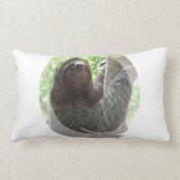 Sloth Pillows - Decorative & Throw Pillows | Zazzle