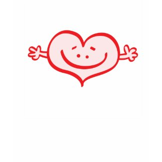 Smiley Heart Hugs shirt