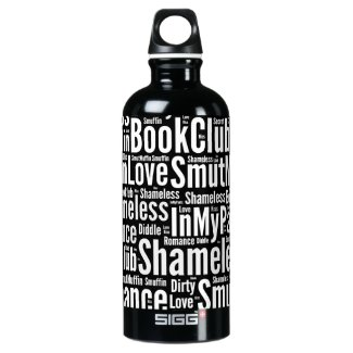 Smuffin Word Cloud Sigg Water Bottle SIGG Traveler 0.6L Water Bottle
