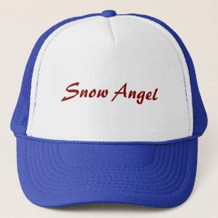 Snow Angel Trucker Hat
