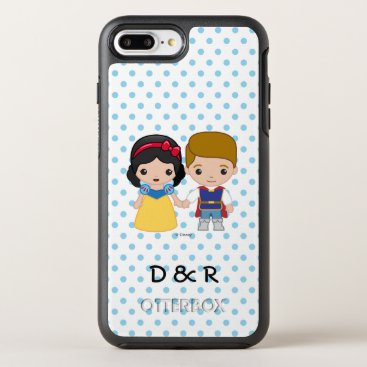 Snow White and Prince Charming Emoji OtterBox Symmetry iPhone 8 Plus/7 Plus Case
