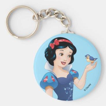 Snow White | Besties Rule Keychain