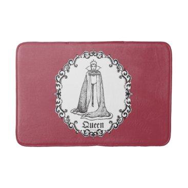 Snow White | Evil Queen - Vintage Villain Bathroom Mat