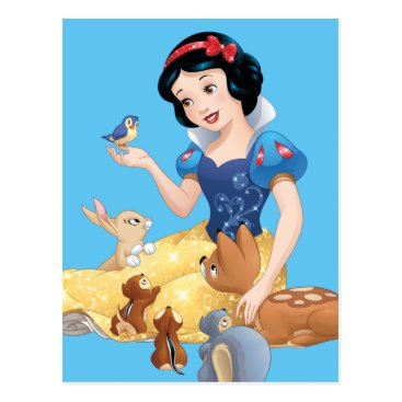 Snow White | Make Time For Buddies Postcard