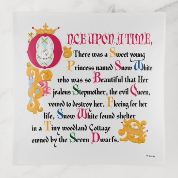 Snow White | Once Upon A Time Trinket Trays