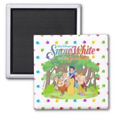 Snow White & the Seven Dwarfs | Wishes Come True Magnet