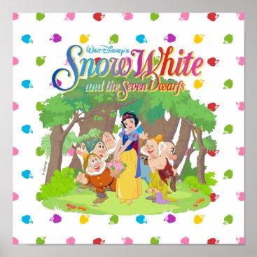 Snow White & the Seven Dwarfs | Wishes Come True Poster