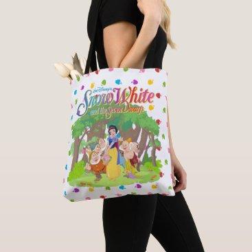 Snow White & the Seven Dwarfs | Wishes Come True Tote Bag
