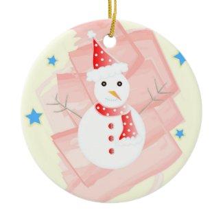 Snowman - Ornament ornament
