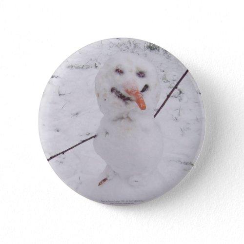 snowman pizazz! button