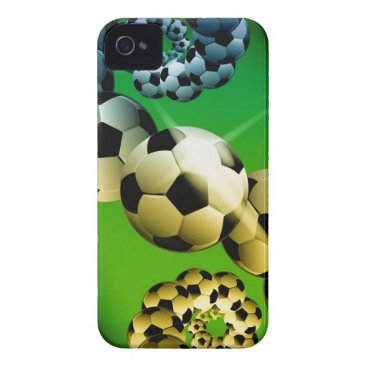 Soccer is Everything iPhone 4 Case