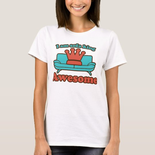 sofa king awesome t shirt bed or trundle zazzle com