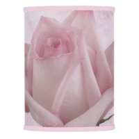 Soft Pink Rose Flower Lamp Shade | Zazzle.com