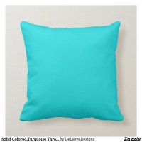 solid_colored_turquoise_throw_pillow ...