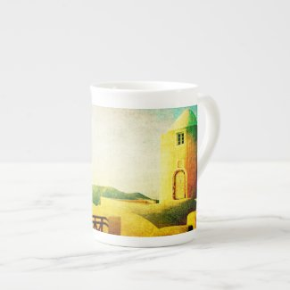 Solitude Tea Cup