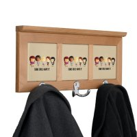 Some Subculture Girls Coat Rack