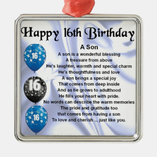 Sons 16th Birthday Gifts On Zazzle