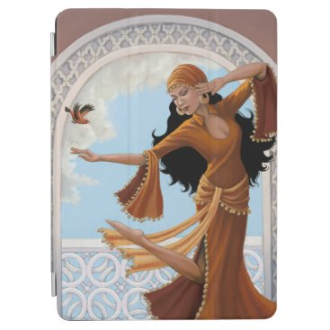 Songbird and the Belly Dancer iPad Air Cover