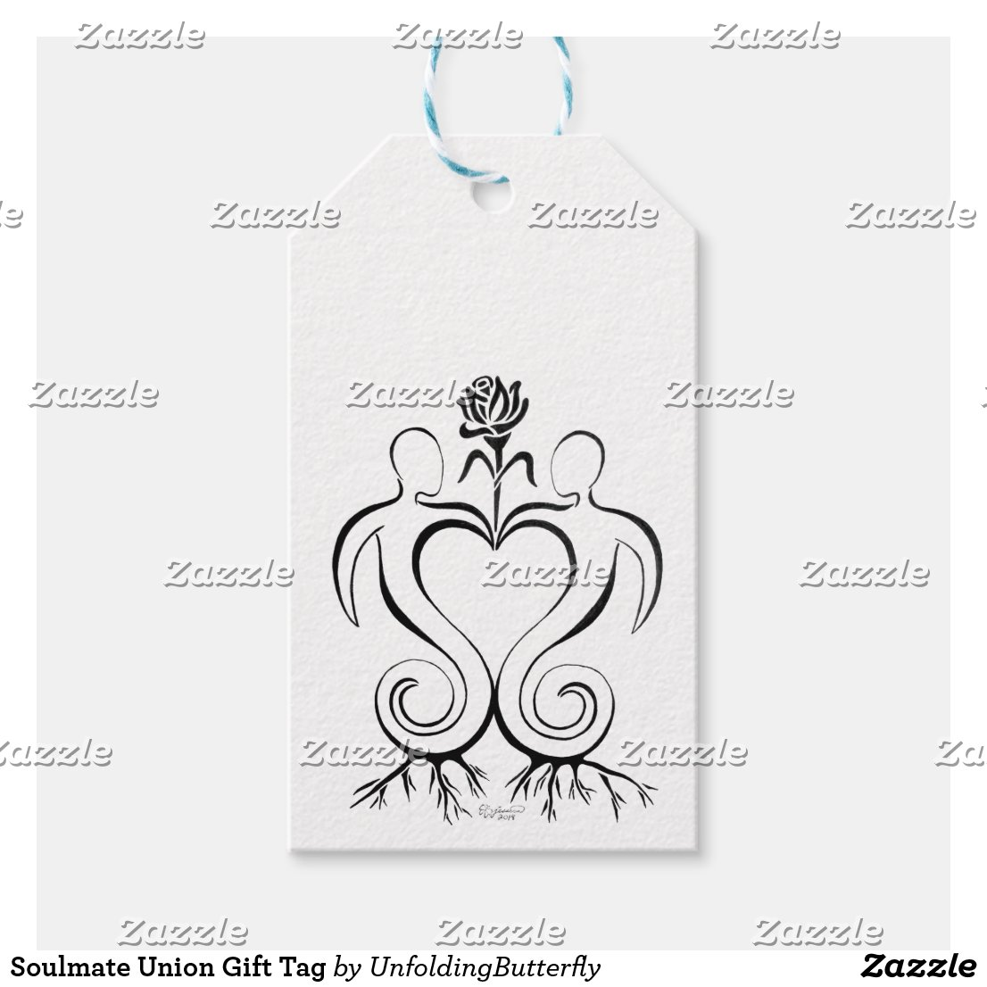 Soulmate Union Gift Tag