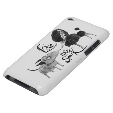 Sparky and Persephone: Love at First Spark iPod Case-Mate Case