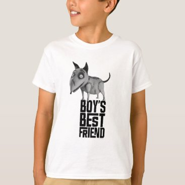 Sparky: Boy's Best Friend T-Shirt