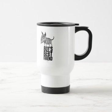 Sparky: Boy's Best Friend Travel Mug