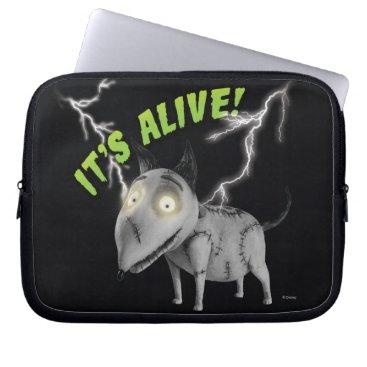 Sparky: It's Alive Laptop Sleeve