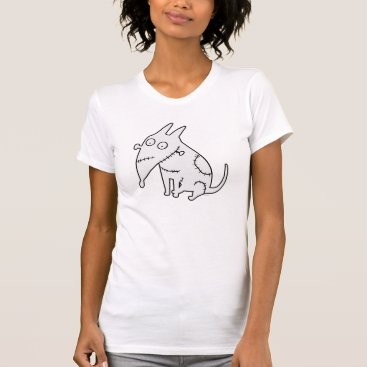Sparky Sitting T-Shirt