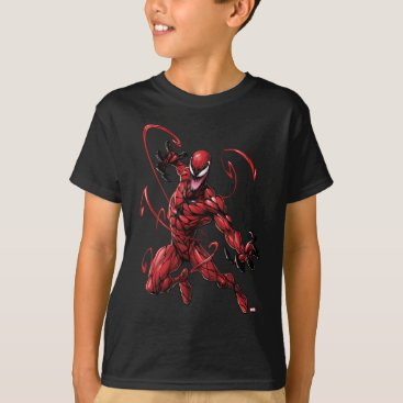Spider-Man | Carnage Leaping Forward T-Shirt