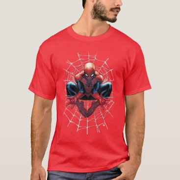 Spider-Man | Sitting In A Web T-Shirt