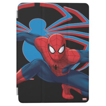Spider-Man & Spider Character Art iPad Air Cover
