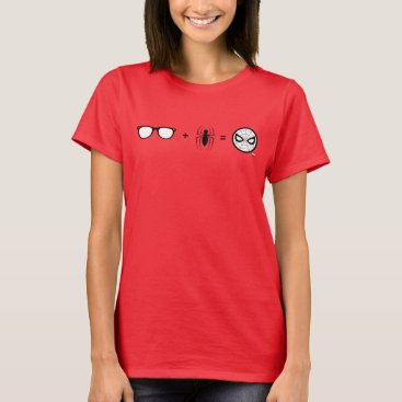 Spider-Man | Spider-Man Equation T-Shirt