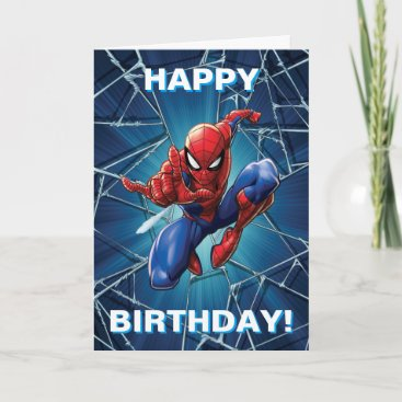 Spider-Man | Web-Shooting Leap Card