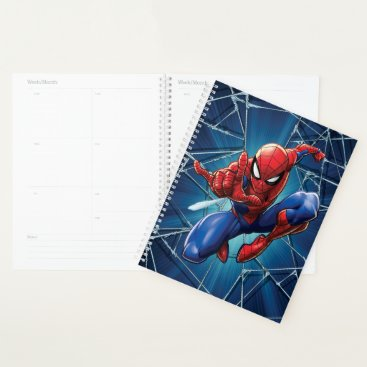 Spider-Man | Web-Shooting Leap Planner